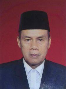 Drs. H. Burhanuddin Berkat, SH, MH